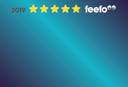 2019 feefo award